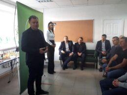 """Нардеп Максим Гузенко: Тепер партія """"Слуга народу"""" в Ромнах стала ще ближчою до своїх виборців"""