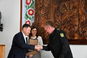 Нардеп Максим Гузенко відзначив кращих лісівників Сумщини