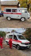 Громада на Сумщині отримала новий автомобіль екстреної медичної допомоги