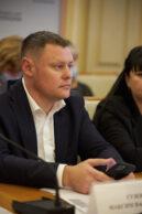 """Нардеп Максим Гузенко: """"У 2022-му фінансування й обсяги робіт на Роменщині тільки зростуть"""""""