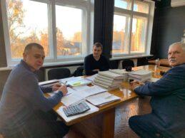 Нардеп Михайло Ананченко зустрівся з головою Недригайлівської ОТГ щодо соціально-політичного стану громади